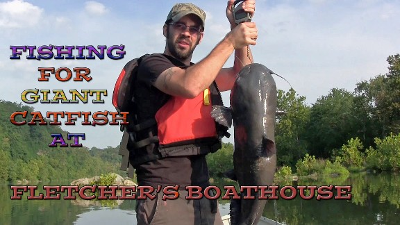 cat fishing, fishing, blue catfish, fletchers boathouse